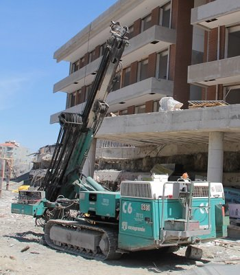 Cassagrande C6 (Anchor and Micro Pile Machine)