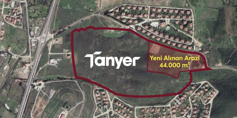 Investment Move by Tanyer Yapı to Expand the Tan Urla Project